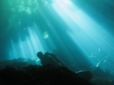 Dudu Lake_Cave Diving_Dominican Republic